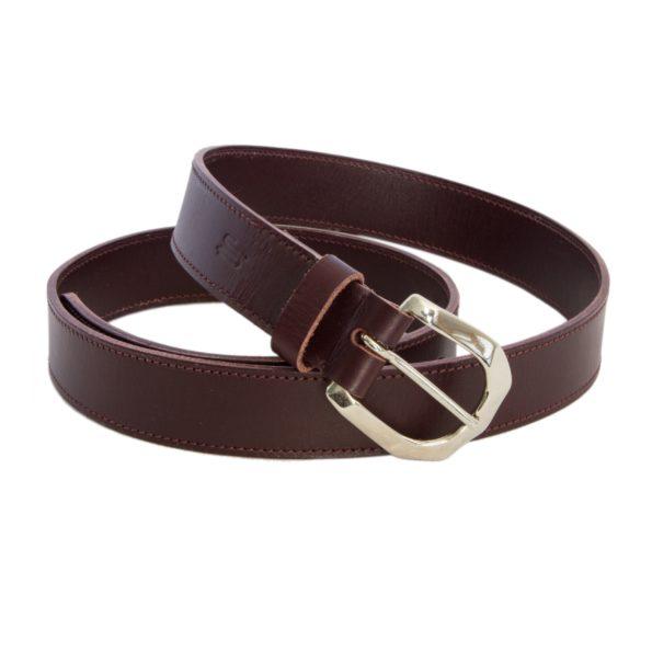 ceinture boucle facettée